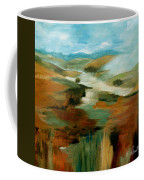Misty Hills Coffee Mug