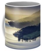 Misty Lake Windermere Coffee Mug