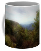 Misty Morn In The Mountains Coffee Mug