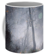 Misty Morning - Ojai California Coffee Mug