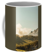 Misty Mountain Peaks Coffee Mug