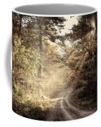 Misty Mountain Road Coffee Mug