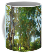 Misty Mountain Top Coffee Mug