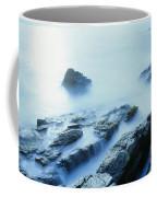 Misty Ocean Coffee Mug