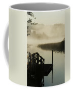 Misty Oregon Morning Coffee Mug