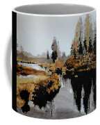 Misty Pond Coffee Mug