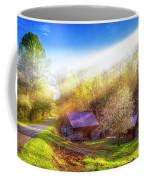Misty Spring Morning Coffee Mug