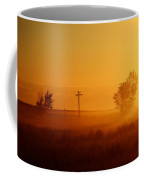 Misty Sunny Morning Coffee Mug