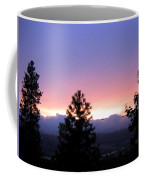 Misty Sunset Coffee Mug