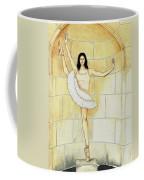 Misty Vi - La Ballet Statuette Coffee Mug