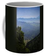 Misty Virginia Morning Coffee Mug by Teresa Mucha