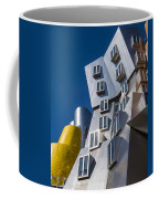 Mit Stata Center Cambridge Ma Kendall Square M.i.t. Coffee Mug