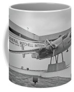 Mitchell International Airport Coffee Mug