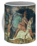 Mithras Killing The Bull - To License For Professional Use Visit Granger.com Coffee Mug