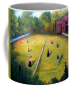Mixed Doubles Coffee Mug