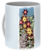 Mixed Floral Coffee Mug