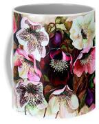 Mixed Hellebore Coffee Mug