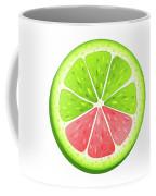Mixed Lemon Coffee Mug