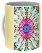 Mixed Media Mandala 9 Coffee Mug