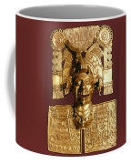 Mixtec: God Of The Dead Coffee Mug