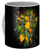 Mixture Of Flowers On Summer Day Coffee Mug