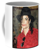 Mj Low Poly Coffee Mug