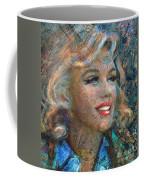 Mm Ice Blue Coffee Mug