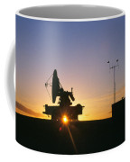 Mobile Radar, White Sands Coffee Mug