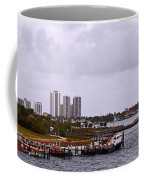 Moving Skyline Coffee Mug