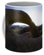Mobius Arch Alabama Hills California 2 Coffee Mug