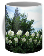 Mock Orange Blossoms Coffee Mug