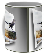 Mockingbird - Gently Cross Your Eyes And Focus On The Middle Image Coffee Mug