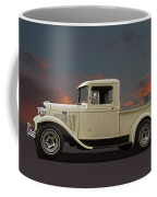 Model A Ford Truck Coffee Mug