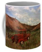 Model A Ghost Town Truck  Coffee Mug