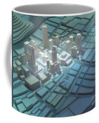 Model City 2 Coffee Mug