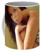 Model On The Chair Coffee Mug