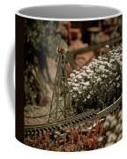 Model Railroad Windmill Coffee Mug