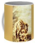 Model Styracosaurus Skeleton Coffee Mug