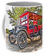 Model T Delivery Coffee Mug