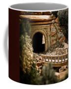 Model Train Tunnel 2 Coffee Mug