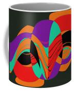 Modern Art 2 Coffee Mug