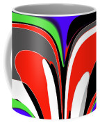 Modern Art Coffee Mug
