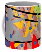 Modern Art Viii Coffee Mug