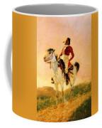 Modern Comanche 1890 Coffee Mug
