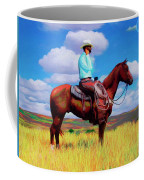Modern Cowboy Coffee Mug