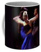 Modern Dance Motion Coffee Mug