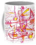 Modern Drawing Eighty-three Coffee Mug