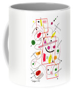 Modern Drawing Fifty-six Coffee Mug
