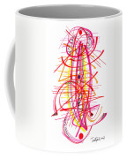 Modern Drawing Forty-five Coffee Mug