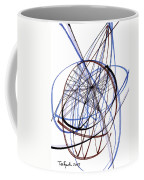 Modern Drawing Thirty-six Coffee Mug